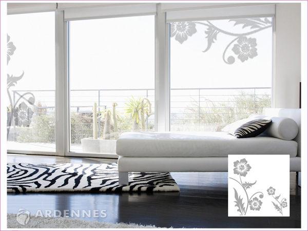 【ARDENNES】防水壁貼 壁紙 牆貼 / 磨砂面 亮面 / 玻璃透明貼紙 GS-018