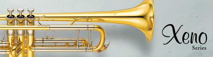 金聲樂器YAMAHA YTR-8335G XENO系列小號小喇叭Trumpet