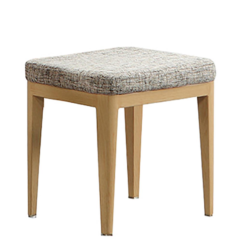 麥莎綠色布椅凳(20JS1/909-18)/H&D東稻家居