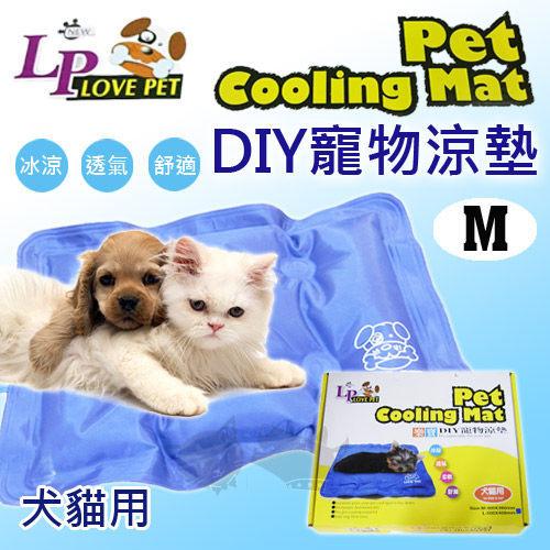 PetLand寵物樂園Love Pet樂寶DIY寵物夏日柔軟涼墊M號台灣製寵物涼一夏