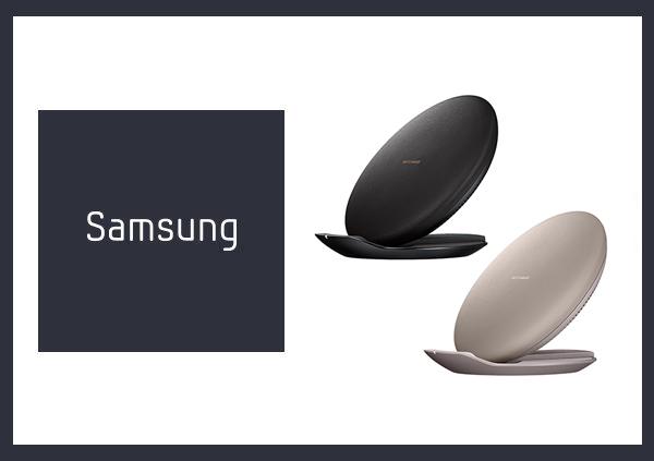 全館免運SAMSUNG原廠折疊式無線閃充充電座適用S8 S8盒裝