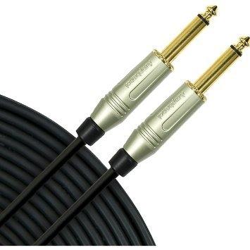 【金聲樂器廣場】 美國製 高級導線 Mogami Silver 12英呎 導線 (monster 等級)
