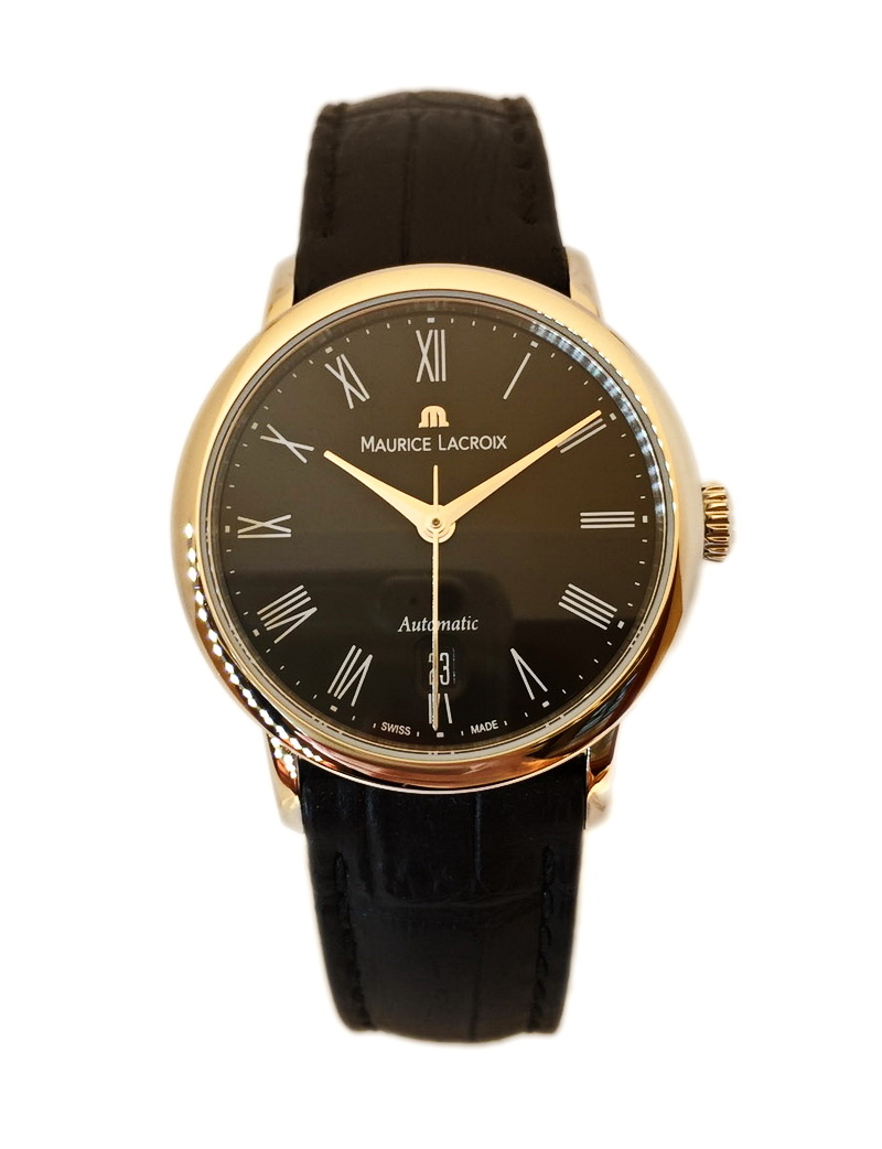 Maurice Lacroix 艾美表LC6063-SS001-110自動上鍊機械女錶CP值高錶款出清價28mm