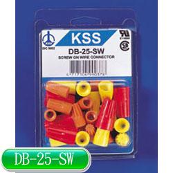 KSS超值包裝夾線釘組合包DB-25-SW