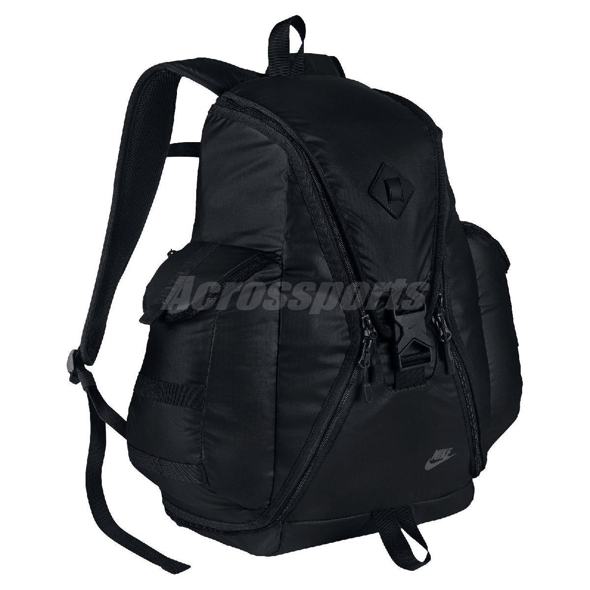 Nike後背包Cheyenne Responder黑全黑色NSW男舒適好背包包NQZS PUMP306 BA5236-010