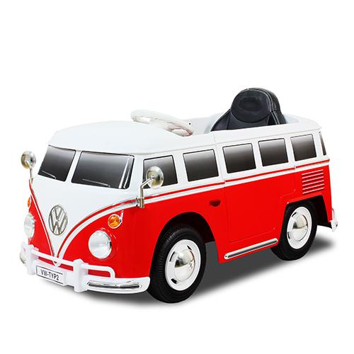 福斯Volkswagen電動麵包車附遙控器衛立兒生活館
