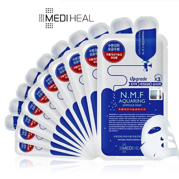 MEDIHEAL可萊絲NMF水庫面膜單片入AN SHOP