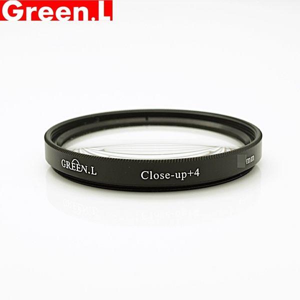 我愛買#Green.L近攝鏡49mm放大鏡close-up 4微距鏡Micro鏡Macro鏡Sony E 16mm 18-55mm F3.5-5.6 55-210mm F4.5-6.3