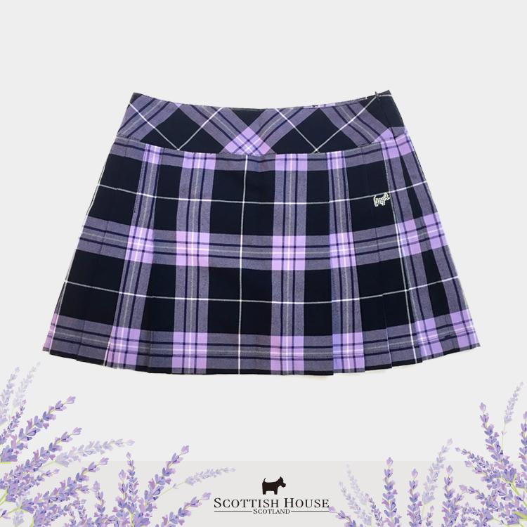 格紋百摺裙 Scottish House【AI2117】