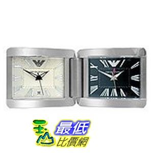 [103 美國直購 USAShop] 阿瑪尼雙台鬧鐘ar6003 _mr Armani Double Desk Alarm Clock AR6003 _mr $7959