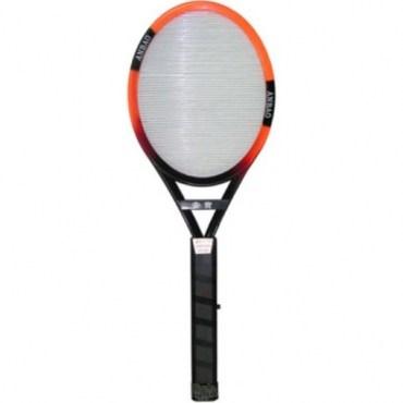 安寶電池式電蚊拍AB-9902網面具有安全設計