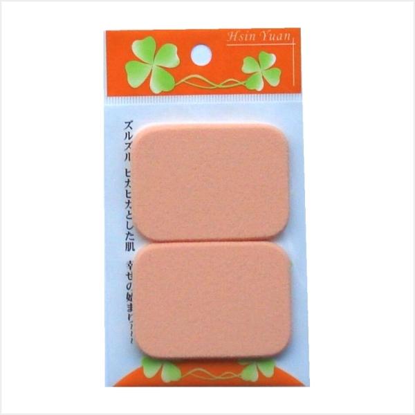 ✨MEKO小資時尚 ✨  MEKO 大長方海棉(2P) C-024-1/化妝海綿    [MEKO美妝屋]