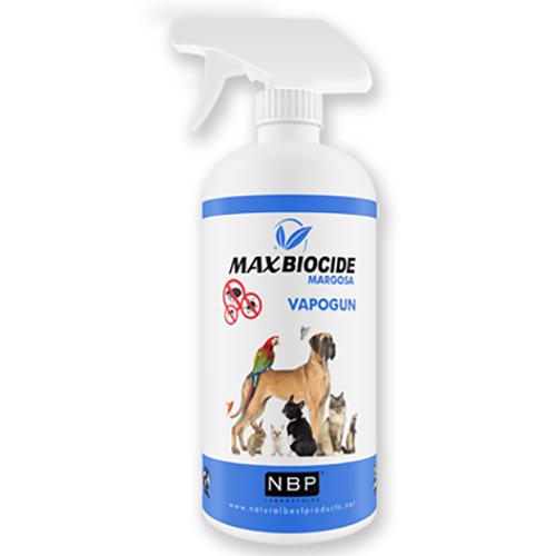 寵樂子西班牙NBP新型苦楝精油防蚤噴劑200ml天然成分安全無毒犬貓適用