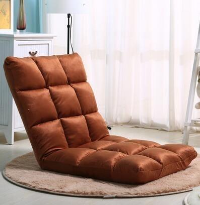 設計師美術精品館懶人沙發小沙發椅單人地板榻榻米折疊沙發床上靠背椅飄窗椅懶人椅