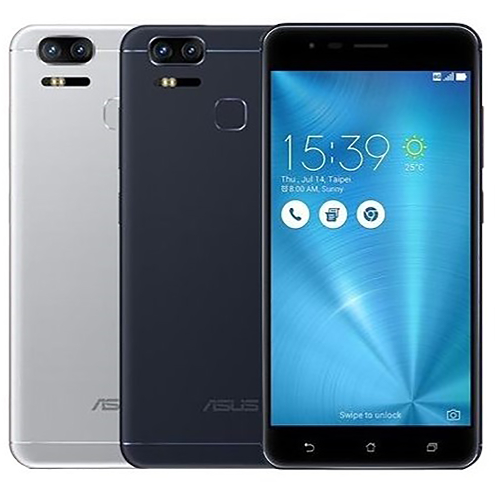 【ASUS 華碩】福利品ZenFone 3 Zoom 4G/64G 5.5吋雙卡智慧手機(ZE553KL)買就送CENTURION裘莉包顏色隨機