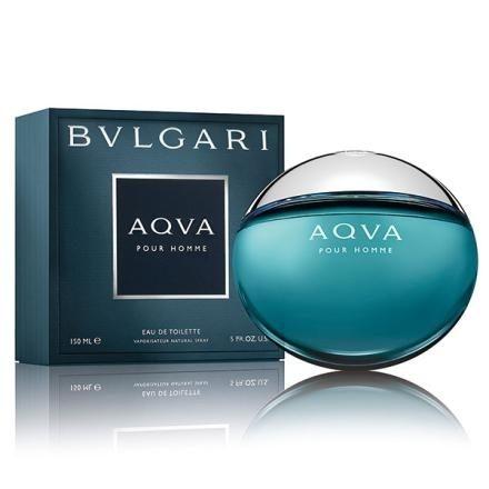 ☆薇維香水美妝☆BVLGARI Aqva 寶格麗水能量男性淡香水 5ml分裝瓶 實品如圖二
