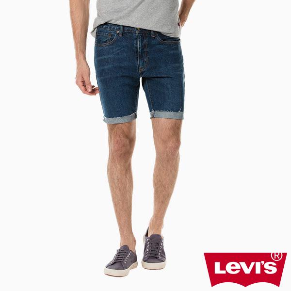 505 C丹寧短褲不收邊Levis尺碼偏小請大一碼購買