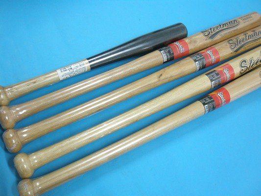 木材棒球棒鐵人棒球棒一般棒球棍28inch 71cm MIT製一支入定240
