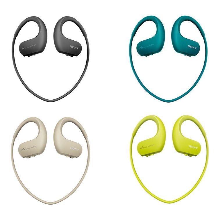 SONY Walkman防水數位隨身聽NW-WS413