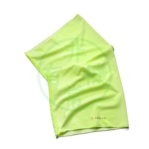 后益HOII SUN:SOUL光能美頭巾UPF50黃光