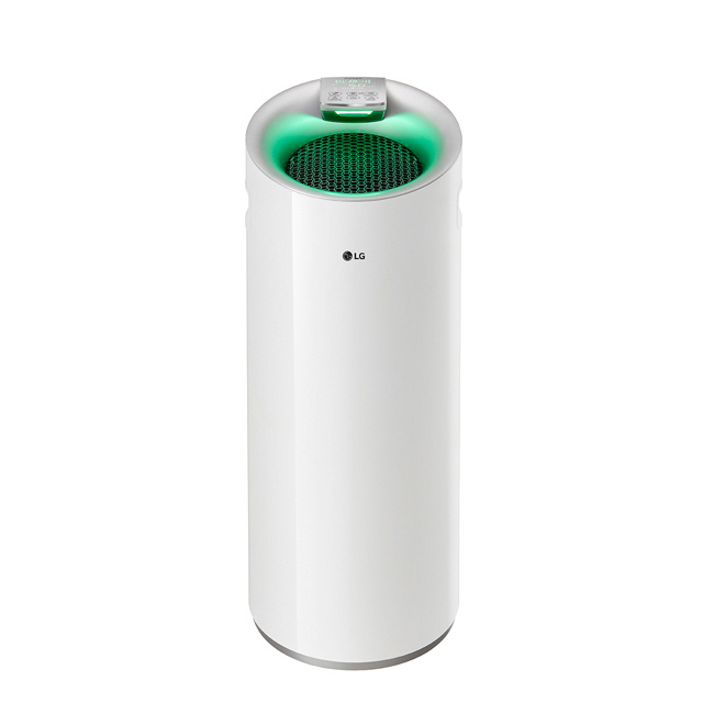 【LG樂金】韓國原裝進口。空氣清淨機(Wi-Fi遠控版) / AS401WWJ1 加贈原廠濾網1片