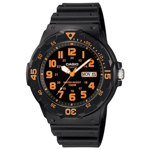 CASIO 學生錶 運動錶 MRW-200H-4B 免運/43mm