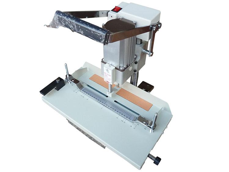 Resun LD-100電動打孔機鑽孔機打洞機六種定位可打5CM厚