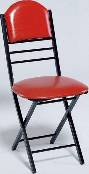 HY-Y192-12  巧合椅(紅色/烤黑)