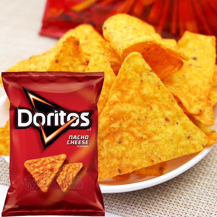 美國多力多滋Doritos玉米片453.6g 大包裝 起司口味[US02840]千御國際