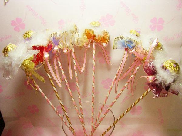 娃娃屋樂園~羽毛金莎巧克力棒每支35元婚禮小物送客禮情人節禮物公司商務禮品