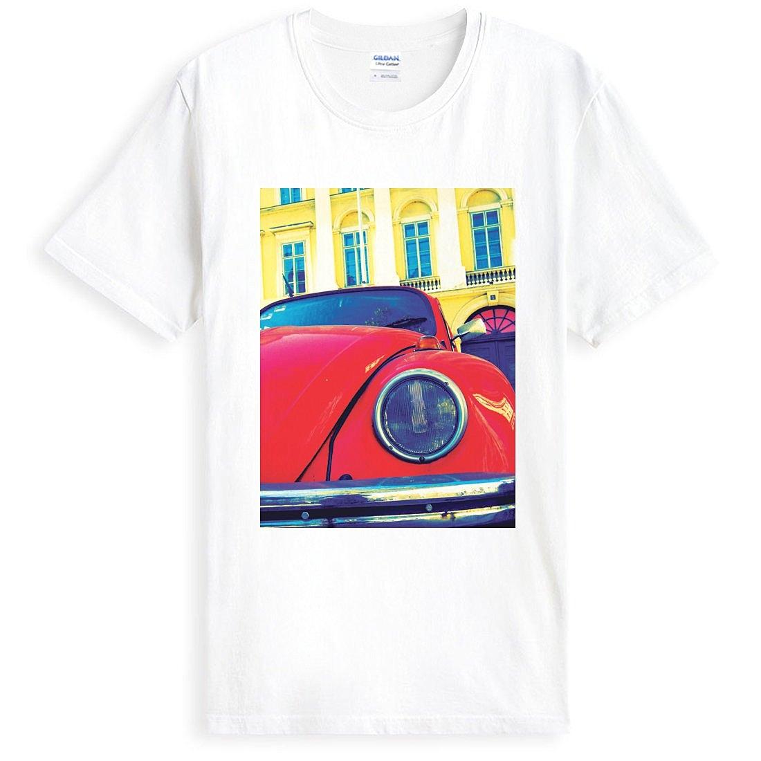 Lomo-Bug Life短袖T恤-白色 Lomography 照片 相片 金龜車 風景 樂團 現貨