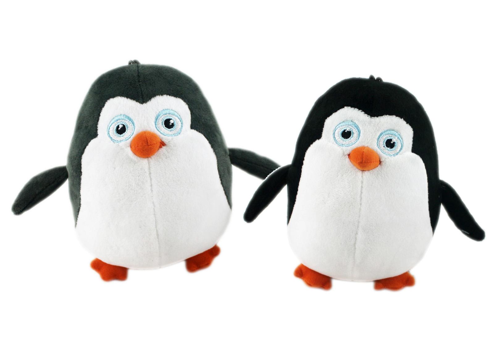 【卡漫城】 企鵝 絨毛 玩偶 20cm 二色選一 ㊣版 娃娃 布偶 馬達加斯加 爆走 吊飾 老大 菜鳥 佈置