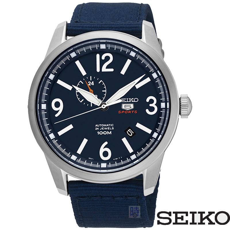 SEIKO精工SSA301J1 4R37-01D0B盾牌機械錶男錶免運