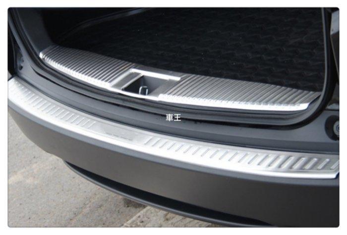 車王小舖現代HONDA HRV H-RV後護板後內護板防刮板後內踏板內置後護板