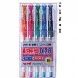 《☆享亮商城☆》UM-151(0.28)/5C(B) 5C超極細鋼珠筆 三菱