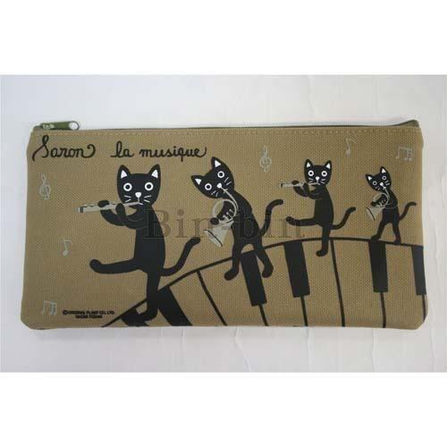 沙龍貓 筆袋BE/705-358