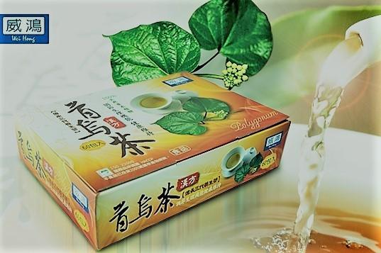 *茶飲@ 何首烏茶包禮盒  &養生茶  免濾  沖泡包燉包