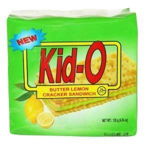Kid-O日清檸檬三明治120g合迷雅好物超級商城