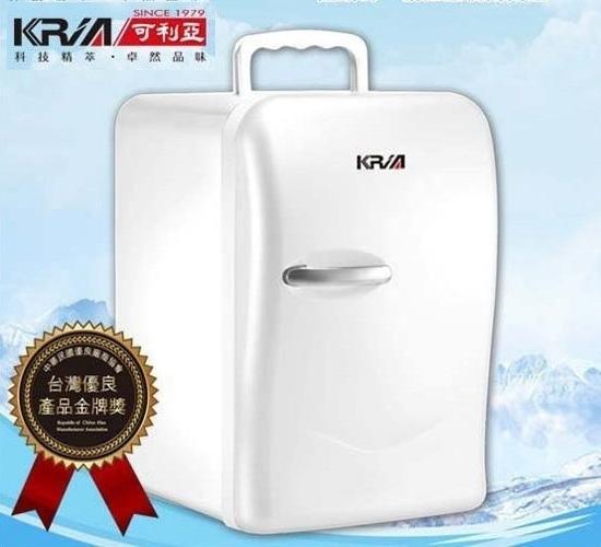 免運費贈保冷劑KRIA可利亞電子行動冷熱冰箱小冰箱節能冰箱化妝品冷藏箱CLT-22