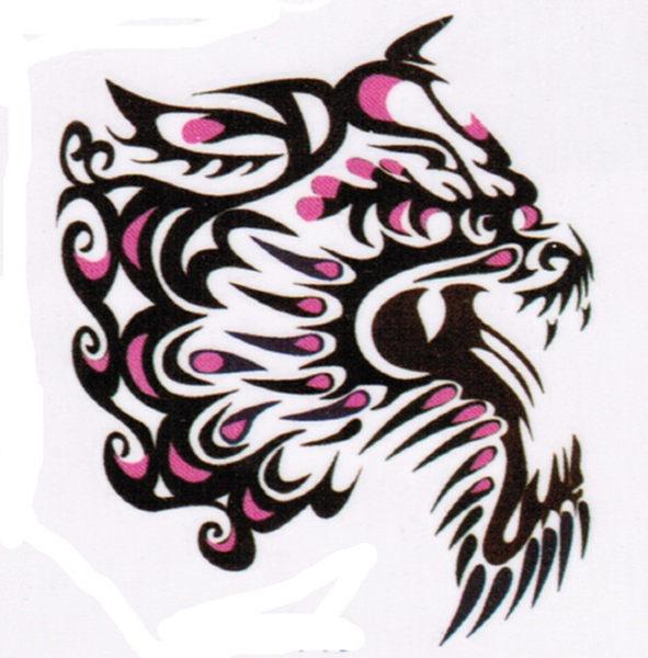 薇嘉雅        超炫圖案紋身貼紙 TM70140