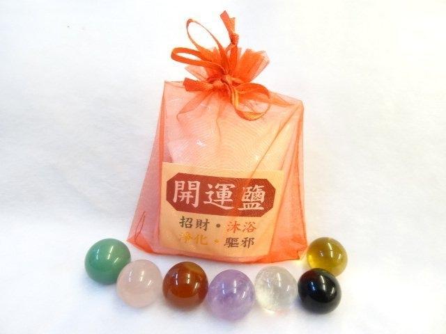 【Ruby工作坊】NO.1天然粗海鹽125G「增福報/驅邪」(加持祈福)