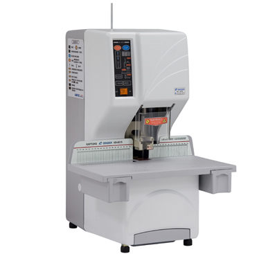 e-Binder KB-801S膠管裝訂機台