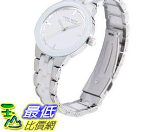 COSCO代購如果沒搶到鄭重道歉Anne Klein白瓷錶帶石英女錶手鍊組W618907-B