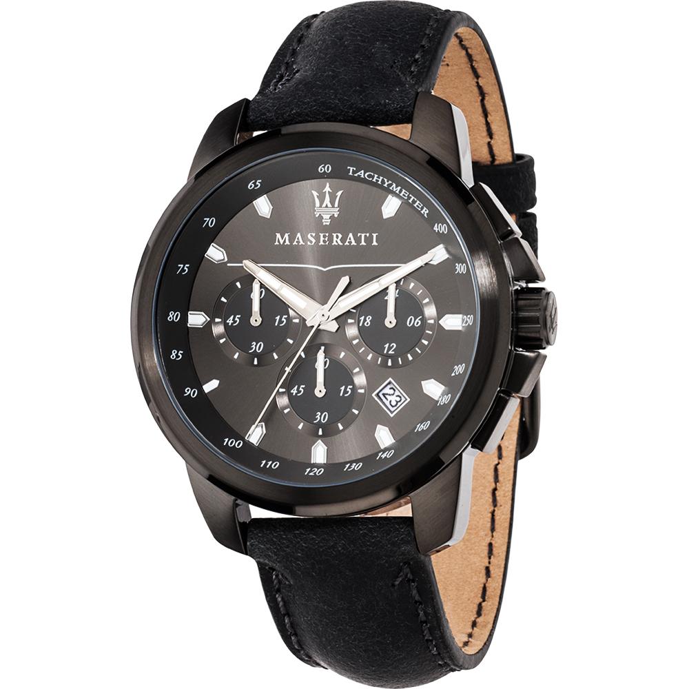 MASERATI WATCH-瑪莎拉蒂手錶-紳黑款-R8871621002-錶現精品公司-原廠正貨-鏡面保固一年