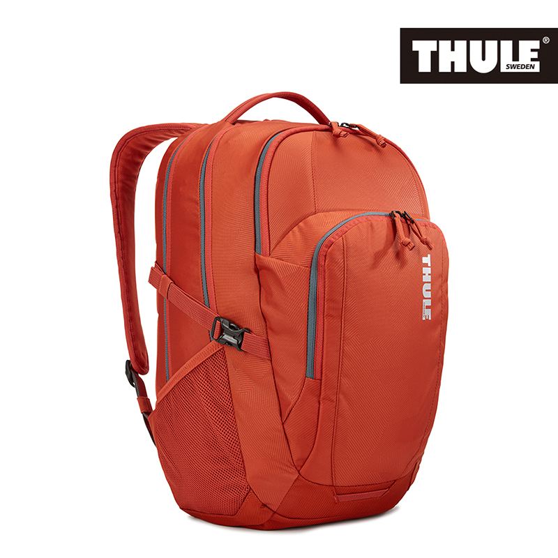 THULE-Campus 31L電腦後背包TCAM-5116-橘紅