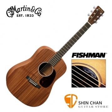 Martin DJR2E 38吋沙比利全單板小吉他Dreadnought Junior評價勝GS MINI附原廠吉他袋可插電木吉他