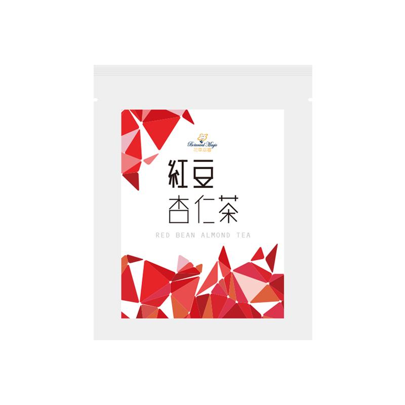 【花草巫婆】紅豆杏仁茶1入裝/杏仁茶/早餐/古早味