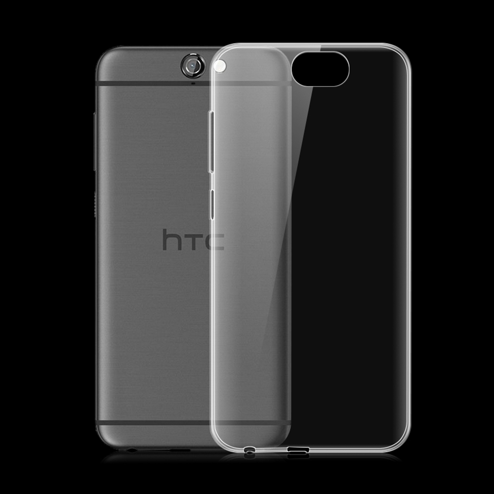 hTC ONE A9晶亮透明TPU高質感軟式手機殼保護套光學紋理設計防指紋