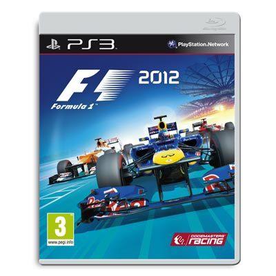 軟體採Go網PS3-F1 2012 Formula One一級方程式賽車英文版
