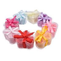 婚禮小物-3朵香皂花出清特價-送客禮活動禮姊妹禮婚禮氣氛香皂花婚禮小物批發幸福朵朵